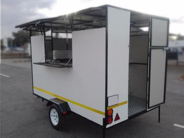 Mobile Kitchen Trailers Pretoria