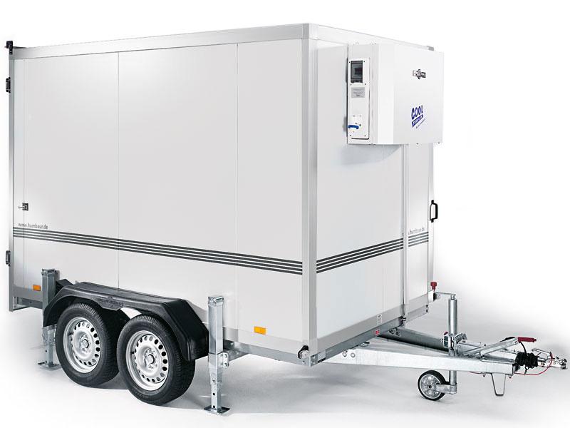mobile freezer trailer